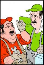 """""""Mario Too"""" Preview Panel"""