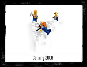 "LEGO Universe - ""Coming 2008″ Banner"