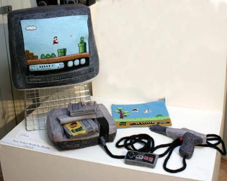 Gamercraft - Plush NES