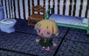 Animal Crossing Galactica - Starbuck
