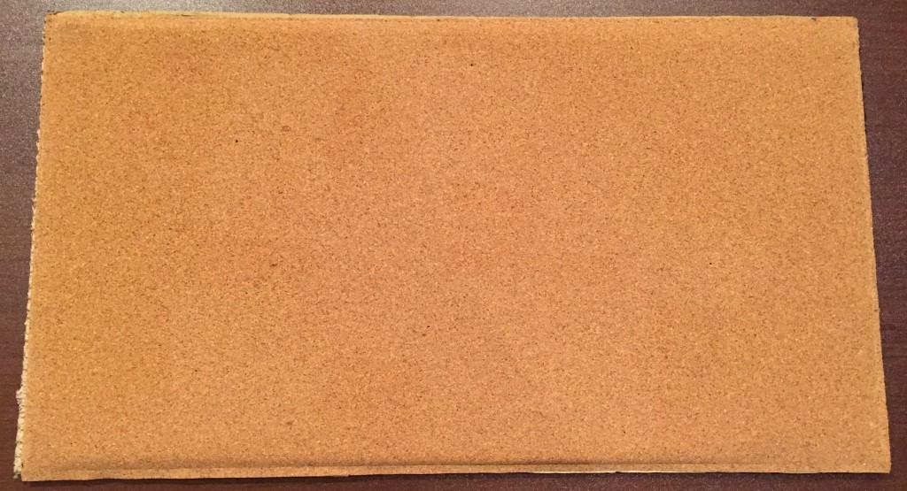 Naked Corkboard